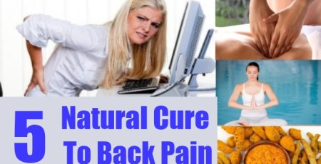 Natural Cure To Back Pain