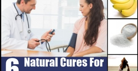 Natural Cures For Blood Pressure