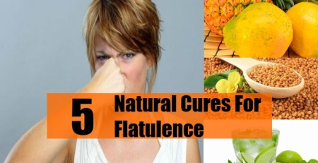 Natural Cures For Flatulence
