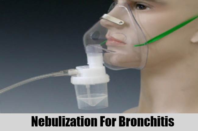 Nebulization For Bronchitis