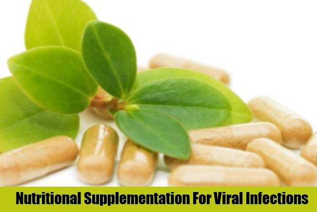 Nutritional Supplementation For Viral Infections