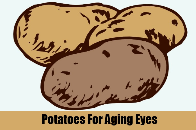 Potatoes For Aging Eyes