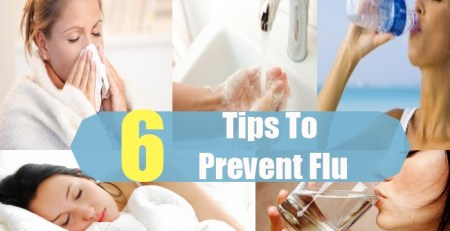 Tips To Prevent Flu