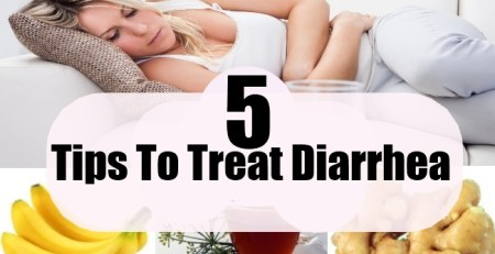 Tips To Treat Diarrhea