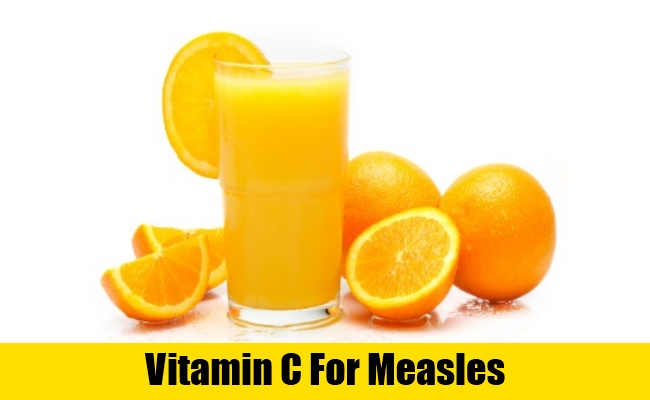 Vitamin C For Measles