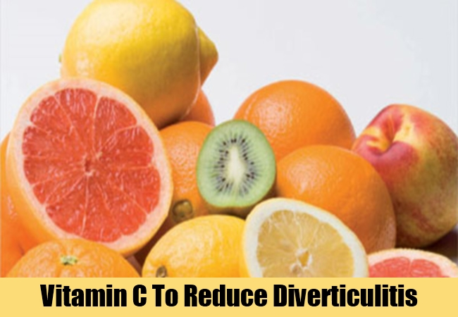Vitamin C To Reduce Diverticulitis