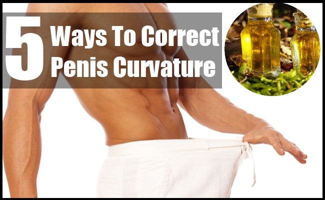 Ways To Correct Penis Curvature