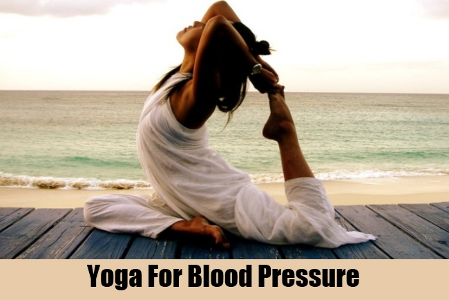 Yoga For Blood Pressure