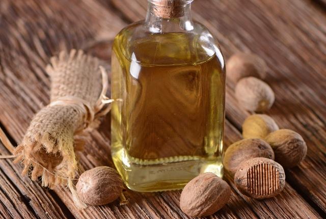 Drink A Solution Of Nutmeg Powder
