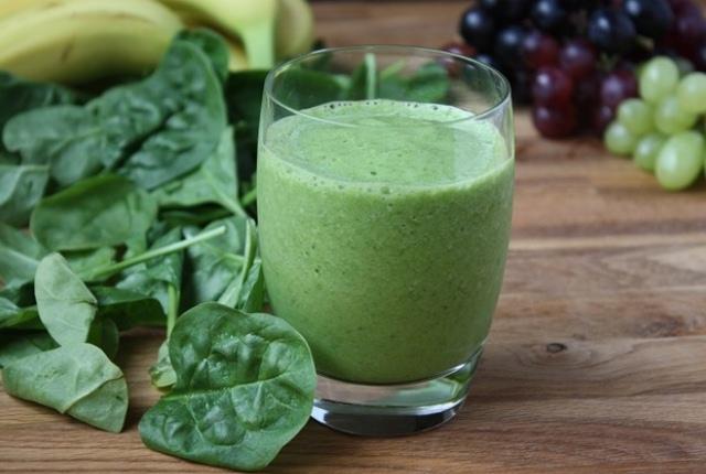 Kale, Spinach, Cucumber Juice