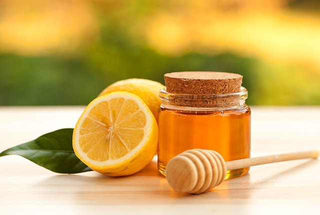 Lemon And Honey Juice