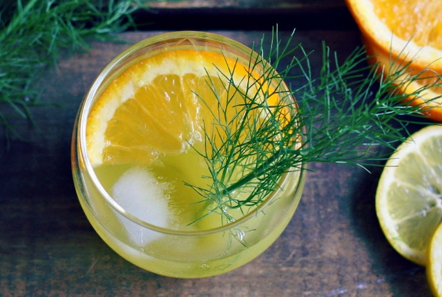 Orange And Fennel