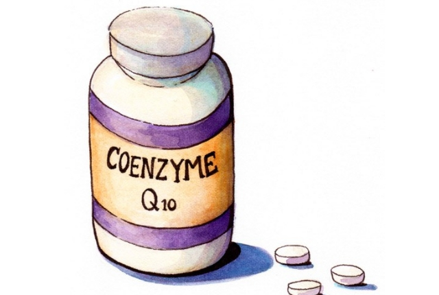 Intake Coenzyme Q10