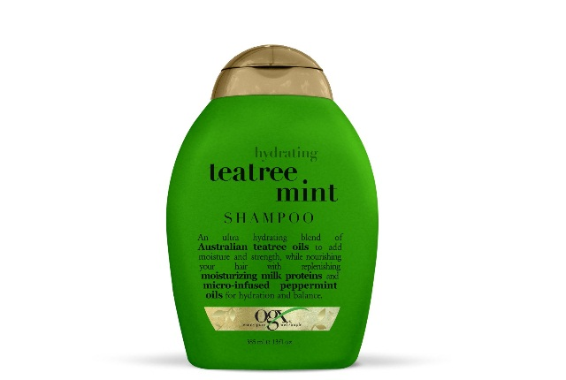 Organix Hydrating Tea Tree Mint Shampoo