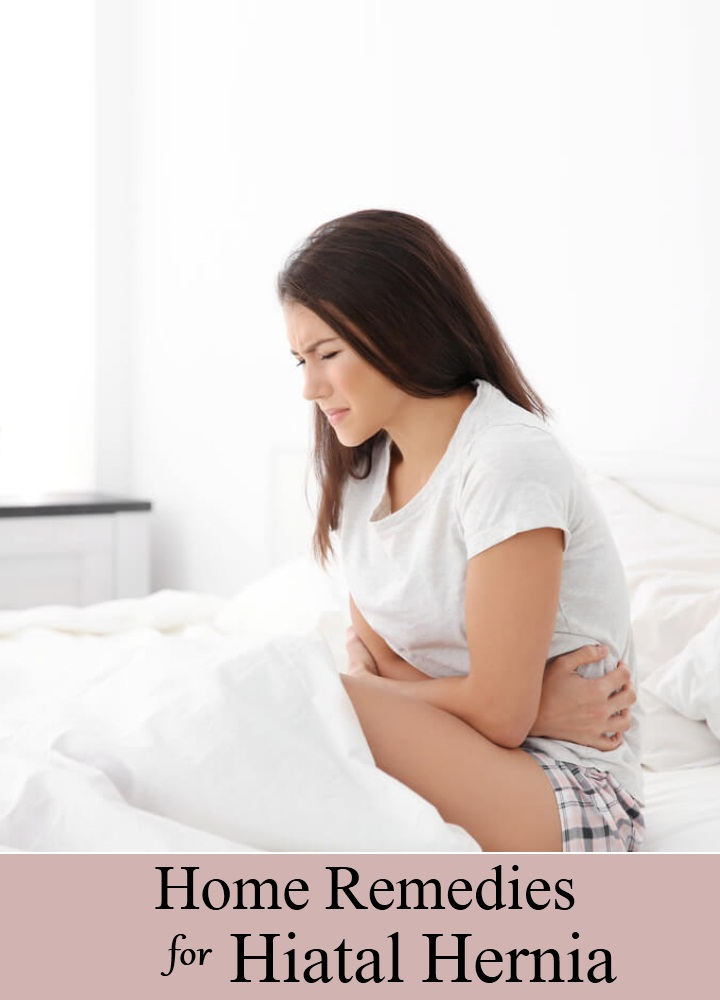 Natural Ways To Cure Hiatal Hernia