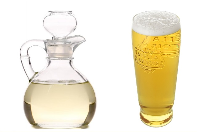 Vinegar And Rubbing Alcohol