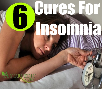 6 Cures For Insomnia