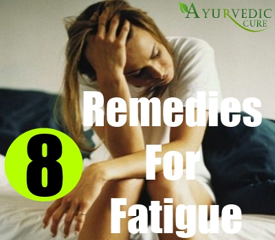 8 Remedies For Fatigue