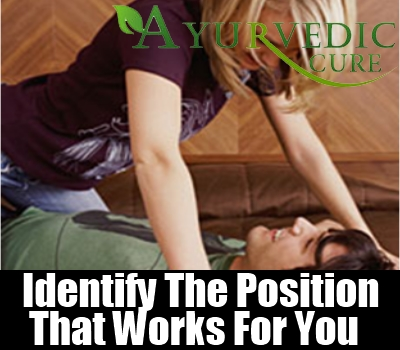 Identify The Position That Works For You