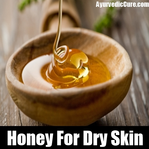 honey for For Dry Skin