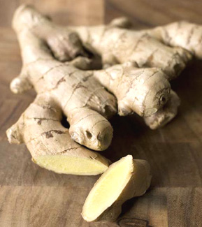 ginger and healthy heart