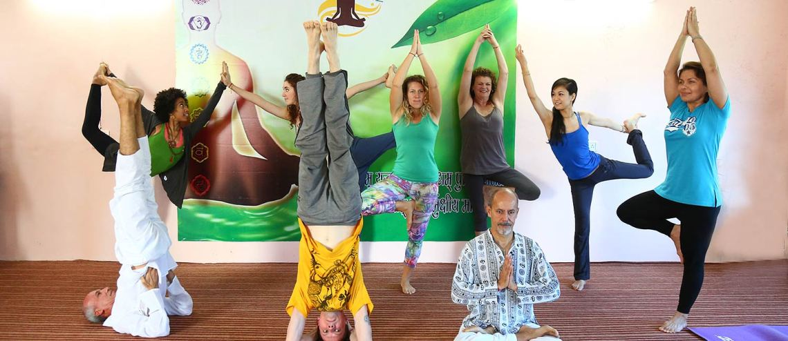 yoga courses in india