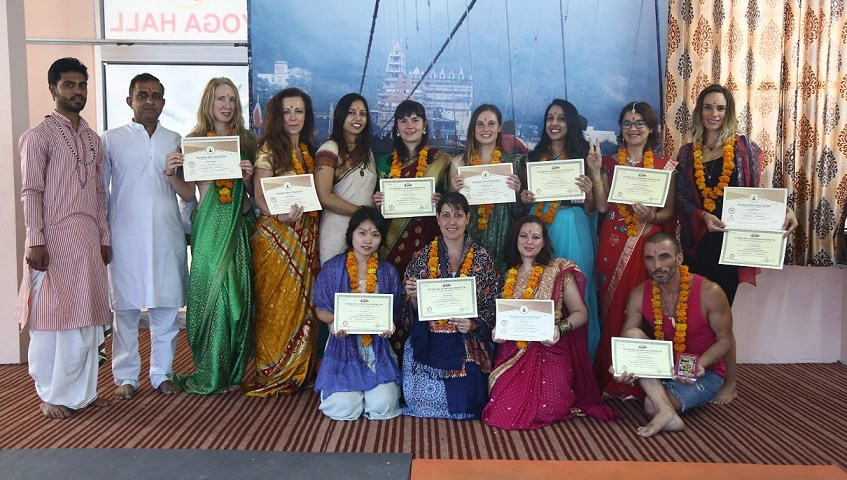 Choosing The Right Institute For A 200 Hour Yoga Teacher Training In Rishikesh