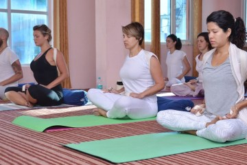 Meditation Teacher Training in Rishikesh, India