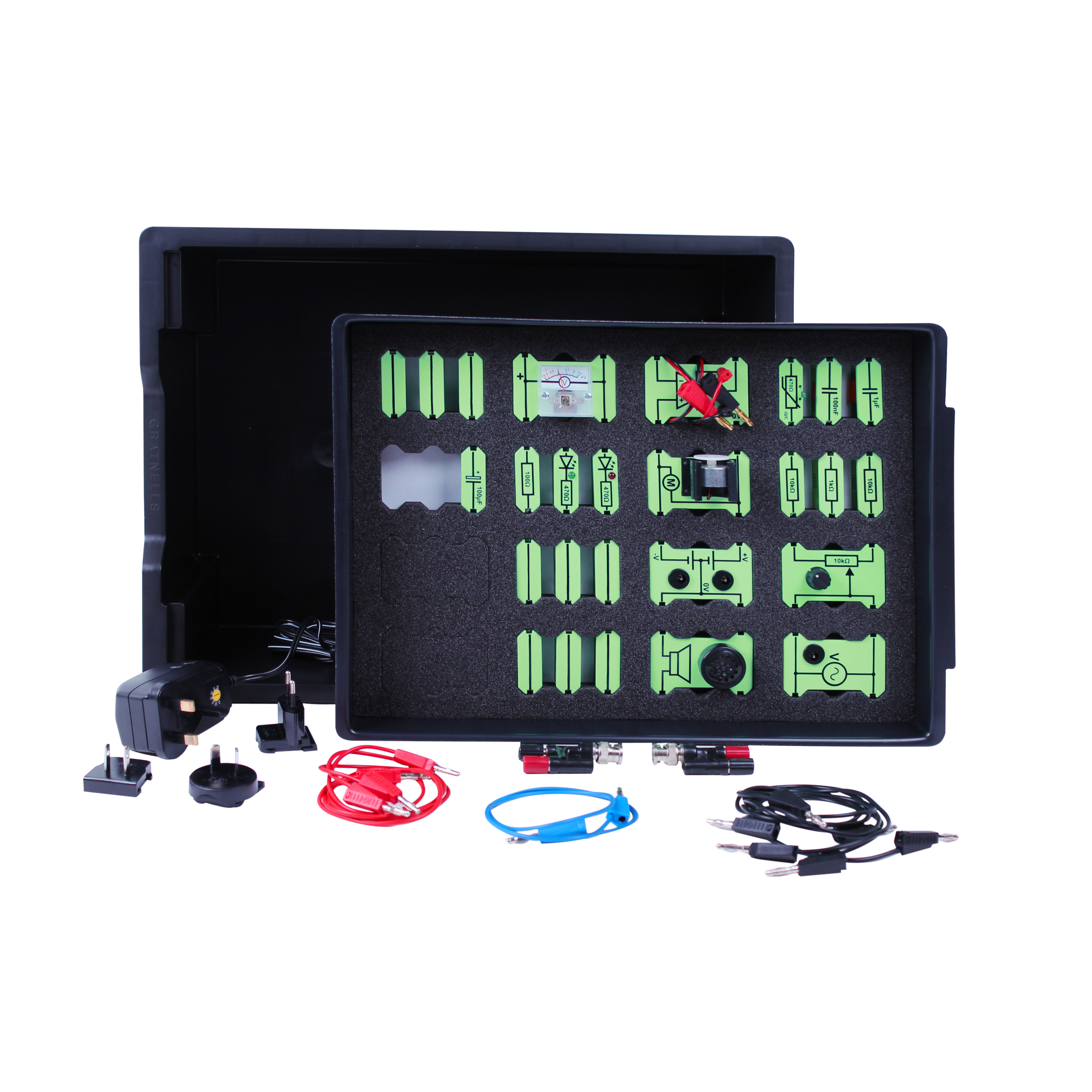 Matrix Operational Amplifiers Add On Kit