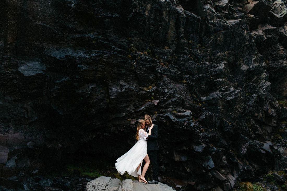 intimate wedding iceland scotland new zealand elopement