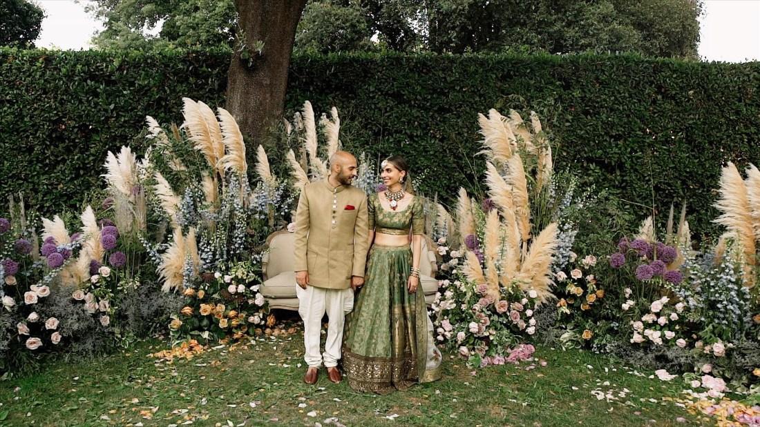rome luxury wedding filmmaker