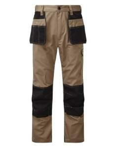 Black Utility Trousers