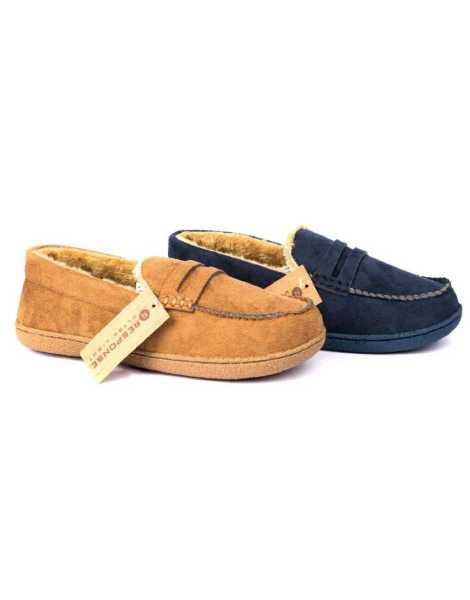 Mens Soft Slippers