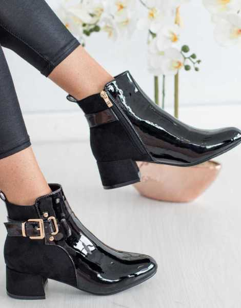 New Stylish Zip Chelsea Ankle Boot for women