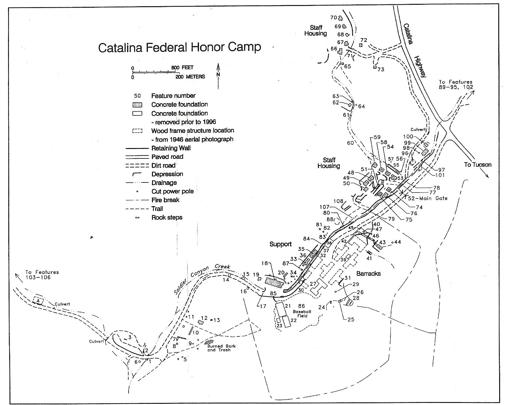 Tour of Prison Camp Historic Site