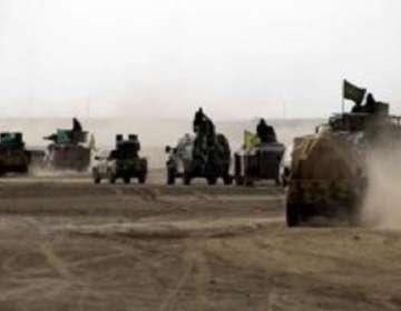 ABŞ İŞİD-in arxasına qəfil desant atdı -Şiddətli döyüşlər başladı