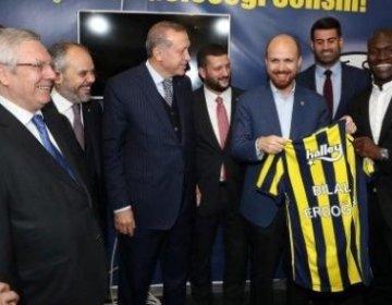 """Ərdoğan futbolçuya söz atdı: """"Niyə mənim klubuma 5 qol vurursan?"""""""