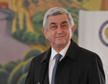 Sarkisyan daşnaklarla koalisiyaya daxil olur
