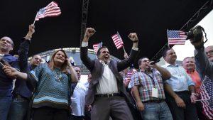 Puerto rikalılar ABŞ ştatı olmaq üzərində səs veriblər