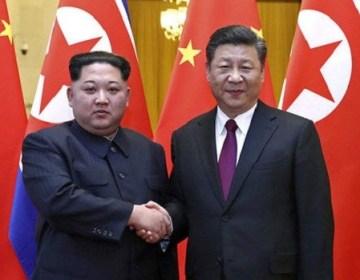 In Çin lideri ilə görüşdü