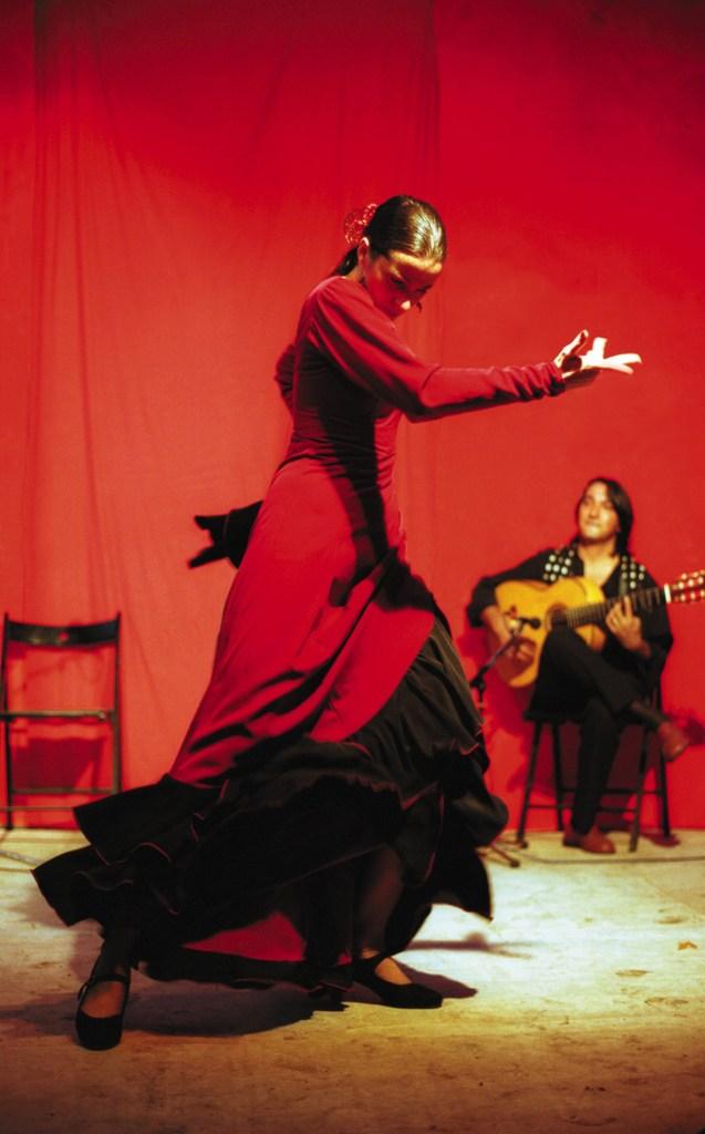 azabache Flamenco: La Mona, Foto: Marko Priske