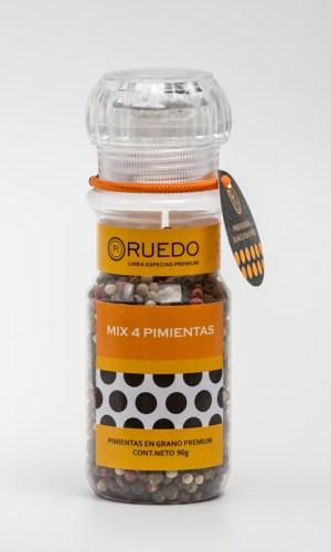 Mix 4 pimientas