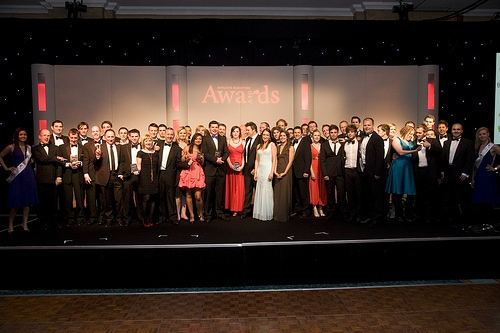 The winners of the Performance Marketing Awards. Picture courtesy Existem Events