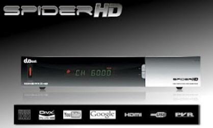 Duosat Spider HD