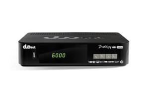 Duosat Prodigy HD Nano Ultima Atualização v.12.2 - 26/09/2018