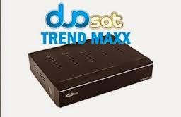 ATUALIZAÇÃO DUOSAT TREND HD MAXX V.1.63 - 58W - 14/05/2017