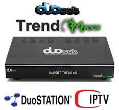Atualização Duosat trend Hd maxx 58w on v.1.72 - 26/07/2017