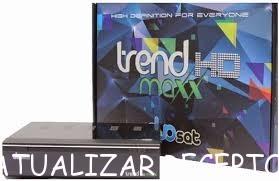 Atualização duosat trend hd maxx v.1.68B - junho 2017