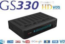 Nova atualização Globalsat gs 330 v.4.09 - 29 junho 2017