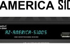 A mais nova atualização Azamerica s1005 HD com correção no IPTV/VOD/AZA-FLIX - 2016